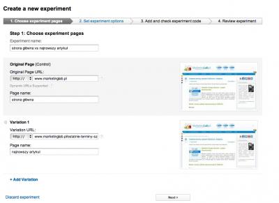 analytics-eksperymenty-krok1