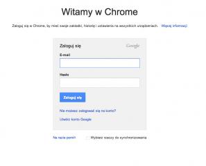google-chrome-profile-logowanie