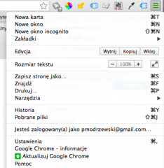 google-chrome-ustawienia